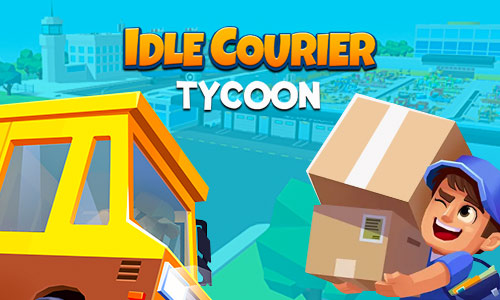 Play Idle Courier Tycoon – 3D Business Manager on PC