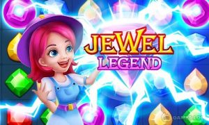 Play Jewels Legend – Match 3 Puzzle on PC