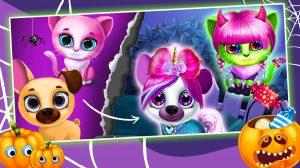 kiki and fifi halloween salon download PC
