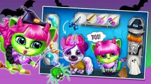 kiki and fifi halloween salon download free