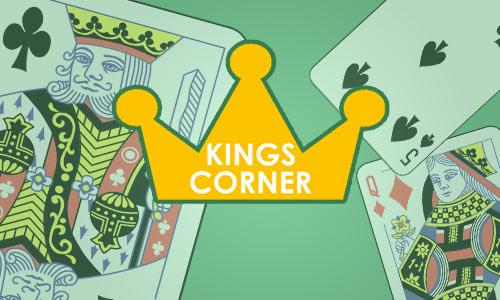 Play Kings Corner on PC