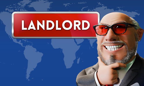 Play LANDLORD Business Simulator with Cashflow Game on PC