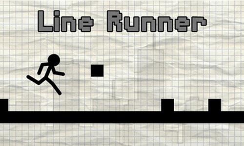 Play Line Runner on PC