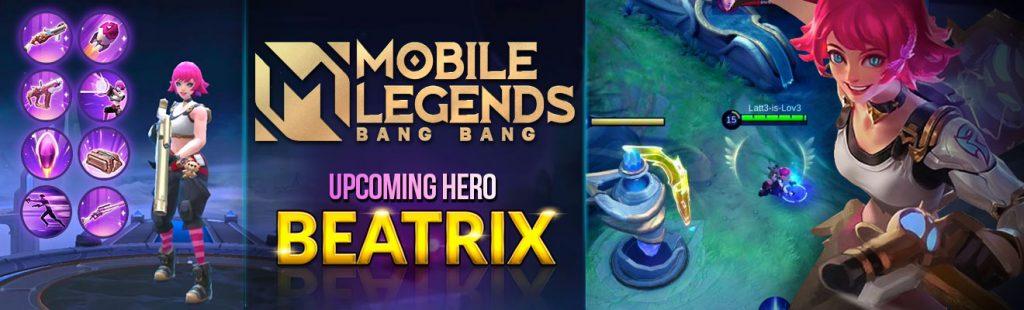 mobile legends upcoming hero beatrix