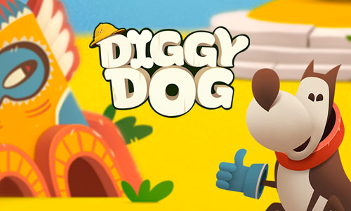 Play My Diggy Dog on PC