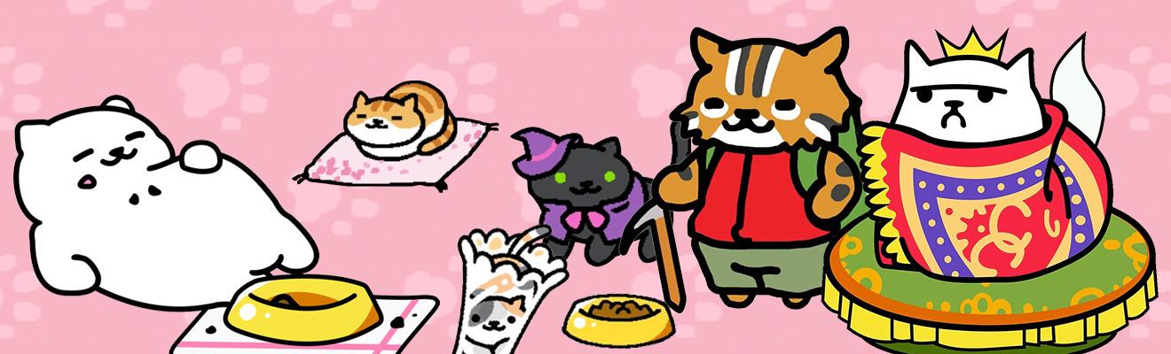 neko atsumes rare cats collection