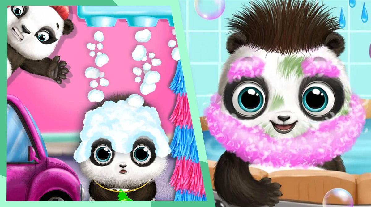panda lu baby bear care 2 download PC free