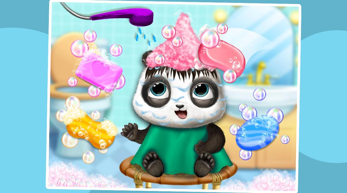 panda lu baby bear care 2 download full version