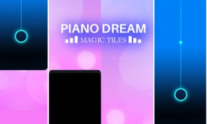 Play Piano Dream Magic Tiles Free Music Games 2019 on PC