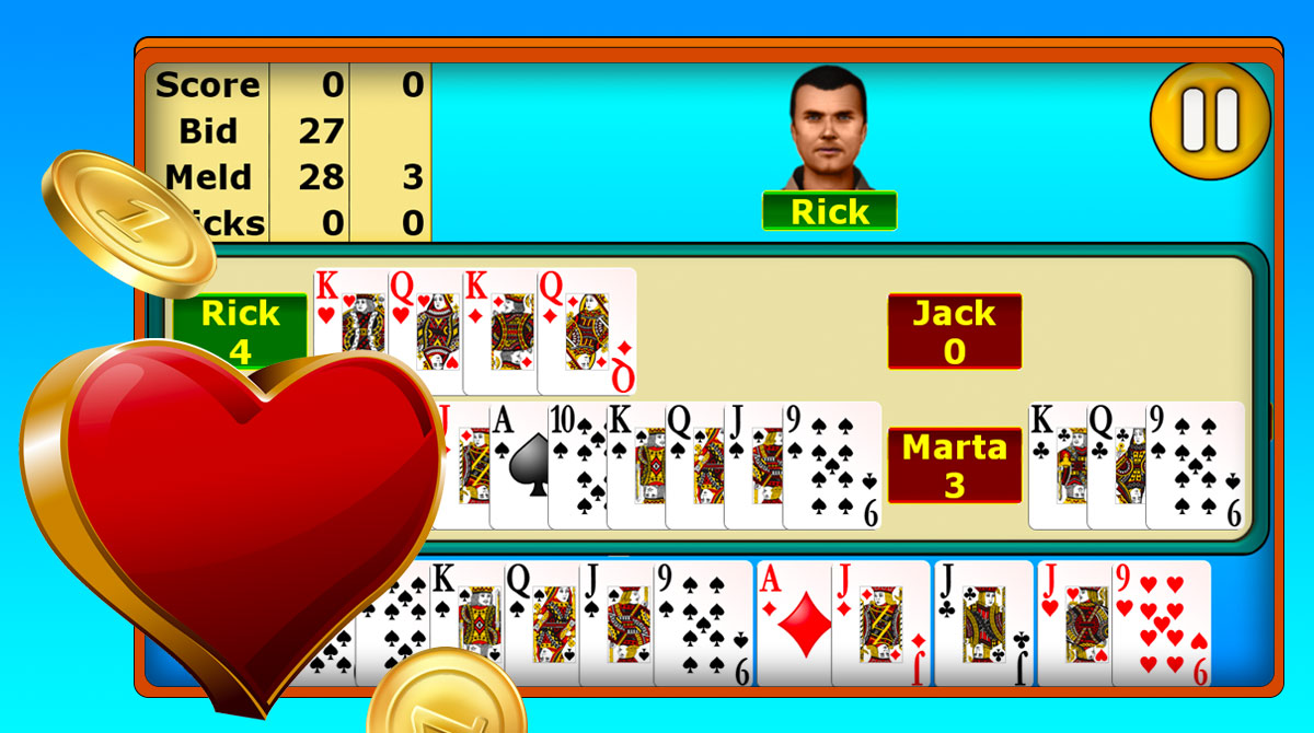 pinochle download PC