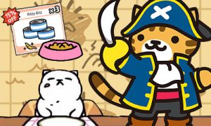 pirate cats food quest