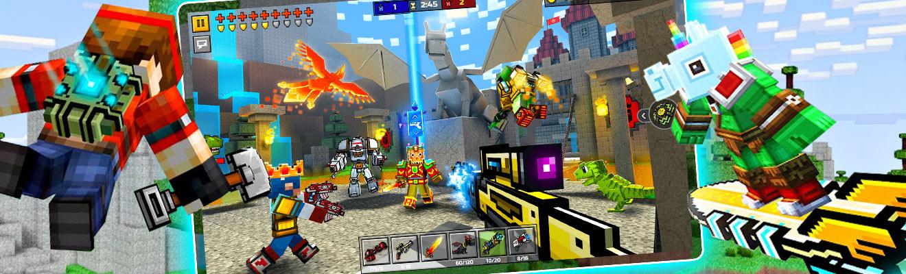 pixel gun 3d gameplay tips