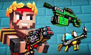 pixel gun 3d weapons list