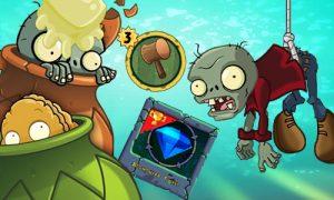 plants vs zombie play mini games
