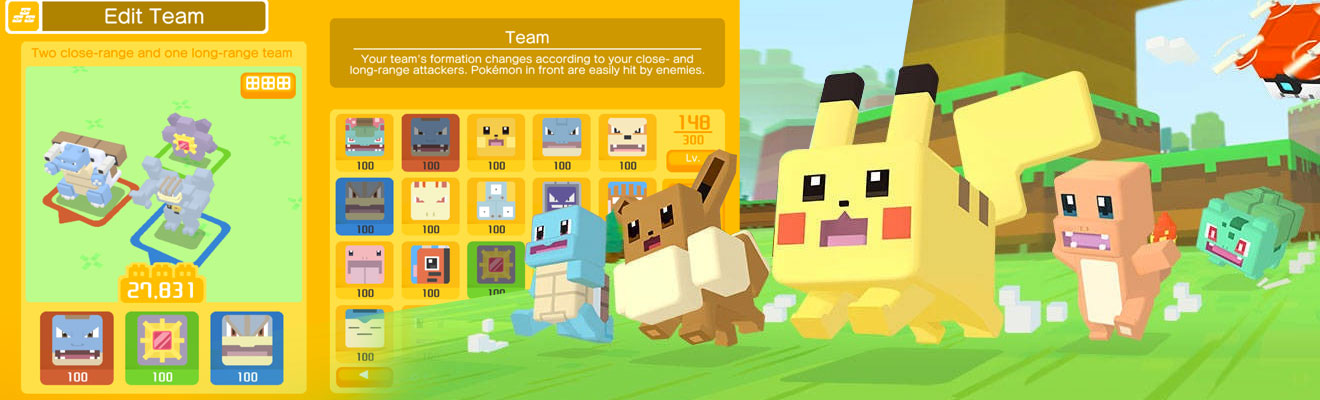 pokemon quest game tips