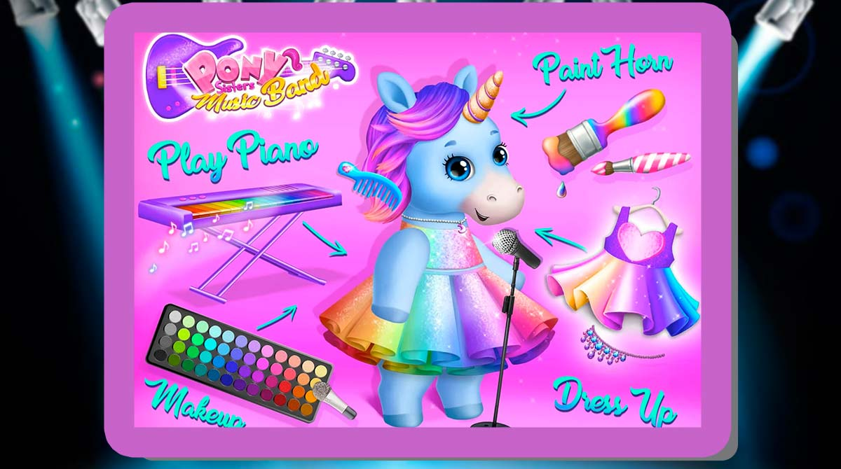 pony sisters pop music band download PC