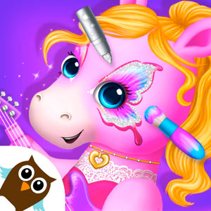 Play Pony Sisters Pop Music Band – Play, Sing & Design on PC