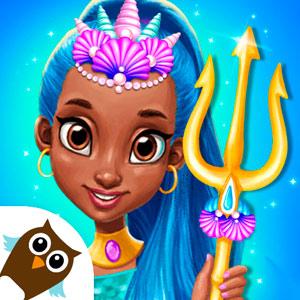 Play Power Girls Super City – Superhero Salon & Pets on PC