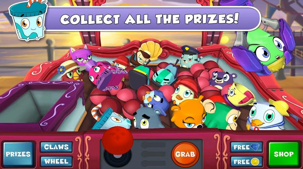 prize claw2 PC free