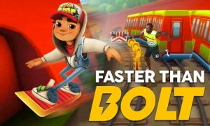 racing faster than bolt