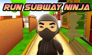 Play Run Subway Ninja on PC