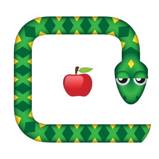 snake game apple