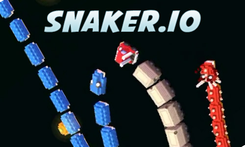 Play Snaker.io! on PC