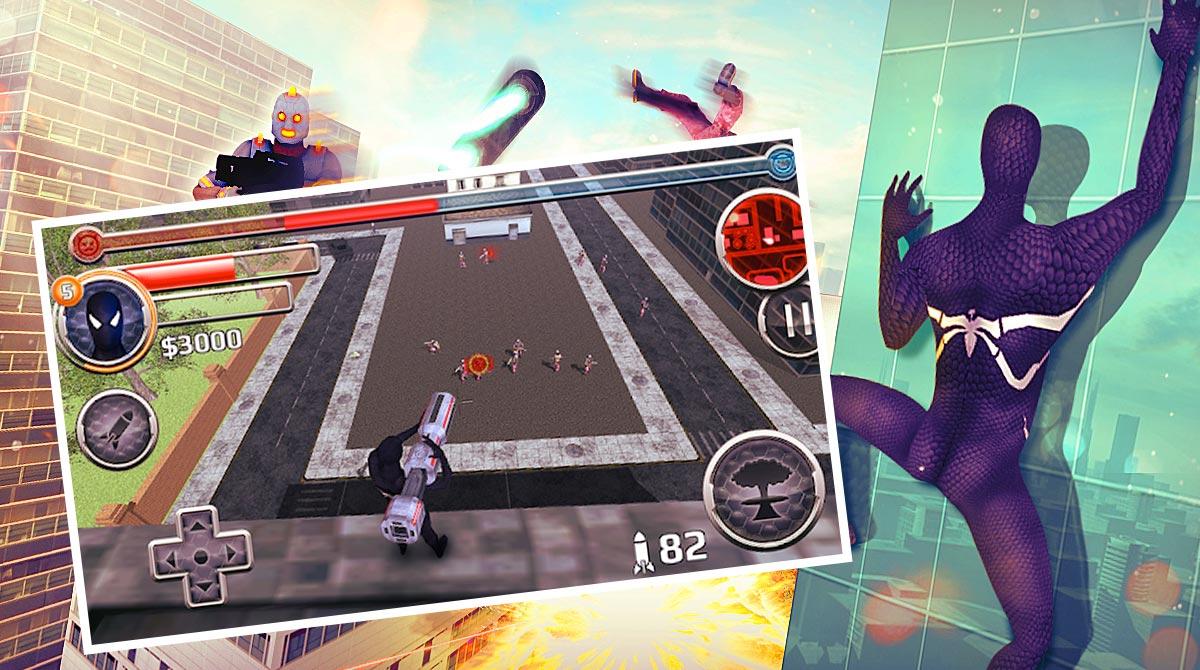spidersuperhero download PC