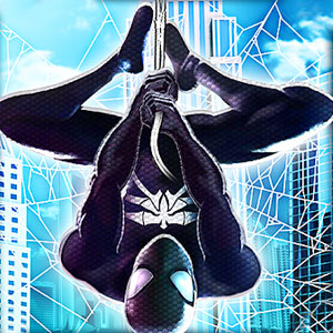 Play Spider Superhero Fly Simulator on PC