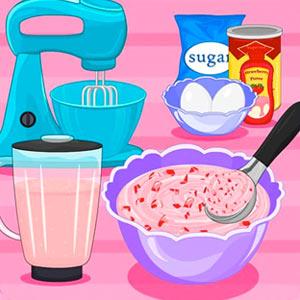 Play Strawberry Ice Cream Sandwich on PC