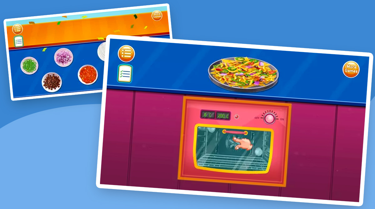 street food cooking game download PC