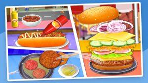 street food cooking game download free