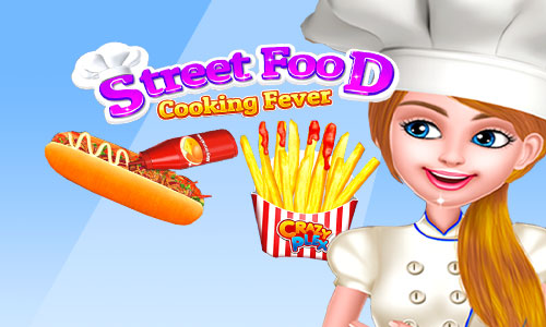 Play Street Food – Cooking Game on PC
