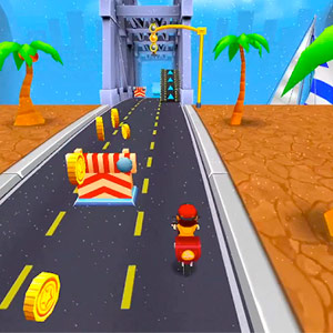 Play Subway Scooters Free – Run Race on PC