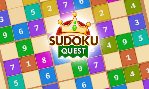 Play Sudoku Quest on PC