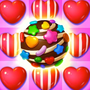 Play Sweet Candy Bomb on PC