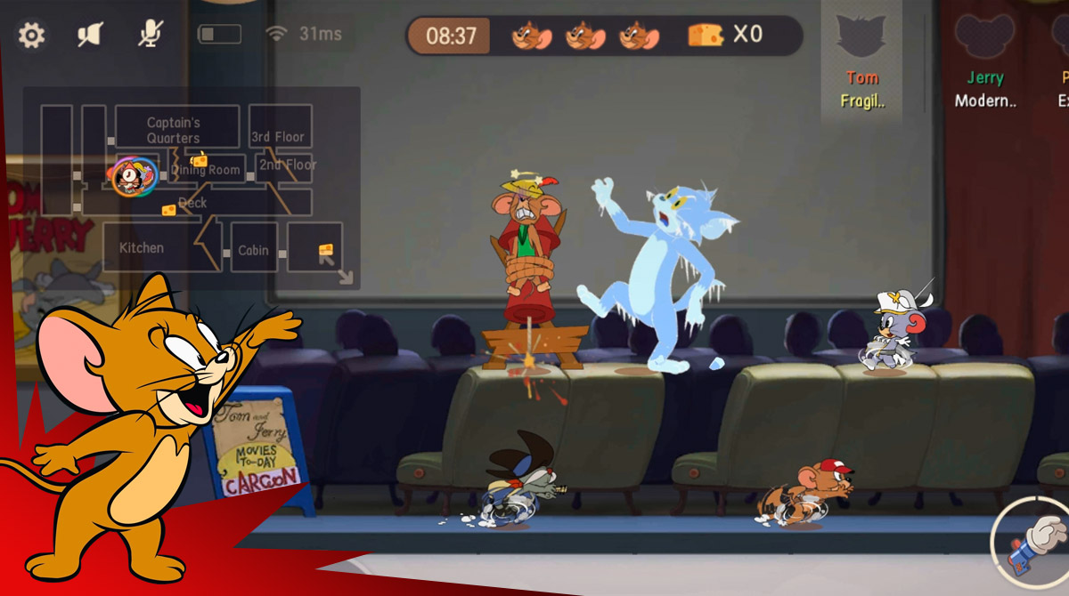 tom and jerry chase download full version