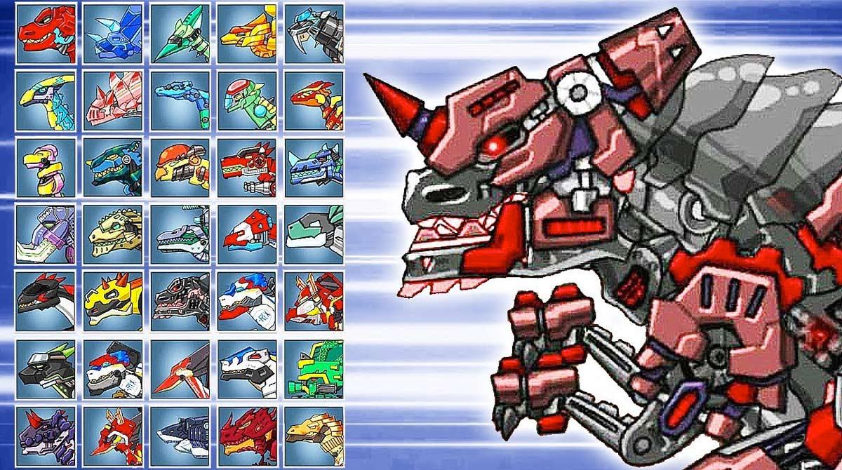 transform dinorobot PC free
