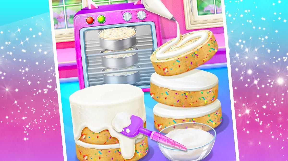 unicorn food cake bakery download full version