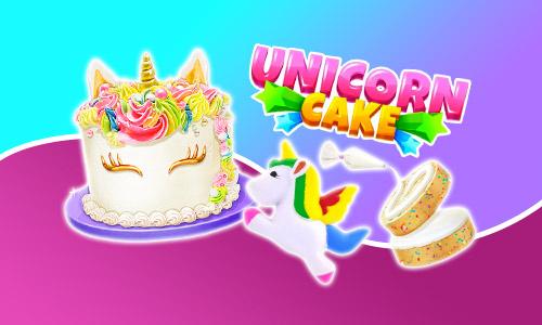 Play Unicorn Food – Cake Bakery on PC
