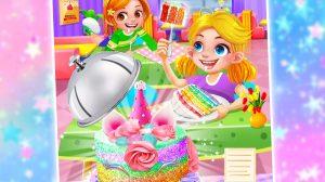 unicorn rainbow desserts bakery download PC
