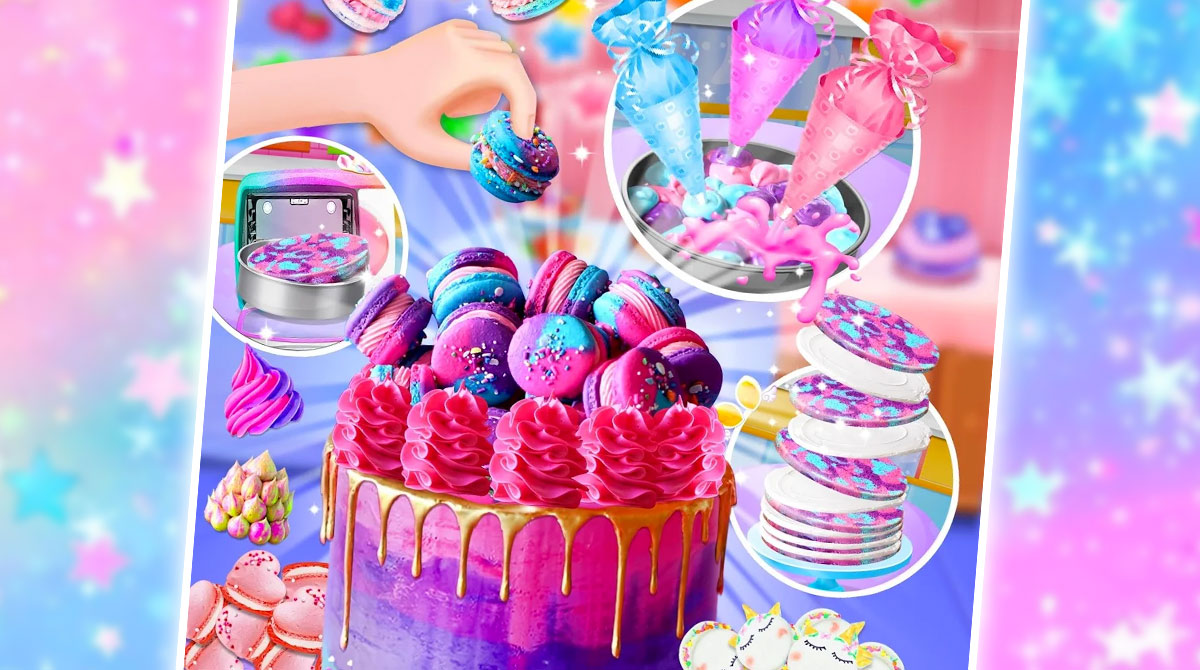 unicorn rainbow desserts bakery download free
