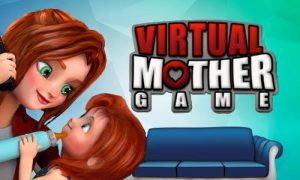 Play Virtual Mother Game: Family Mom Simulator on PC
