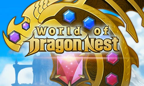 Play World of Dragon Nest (WoD) on PC