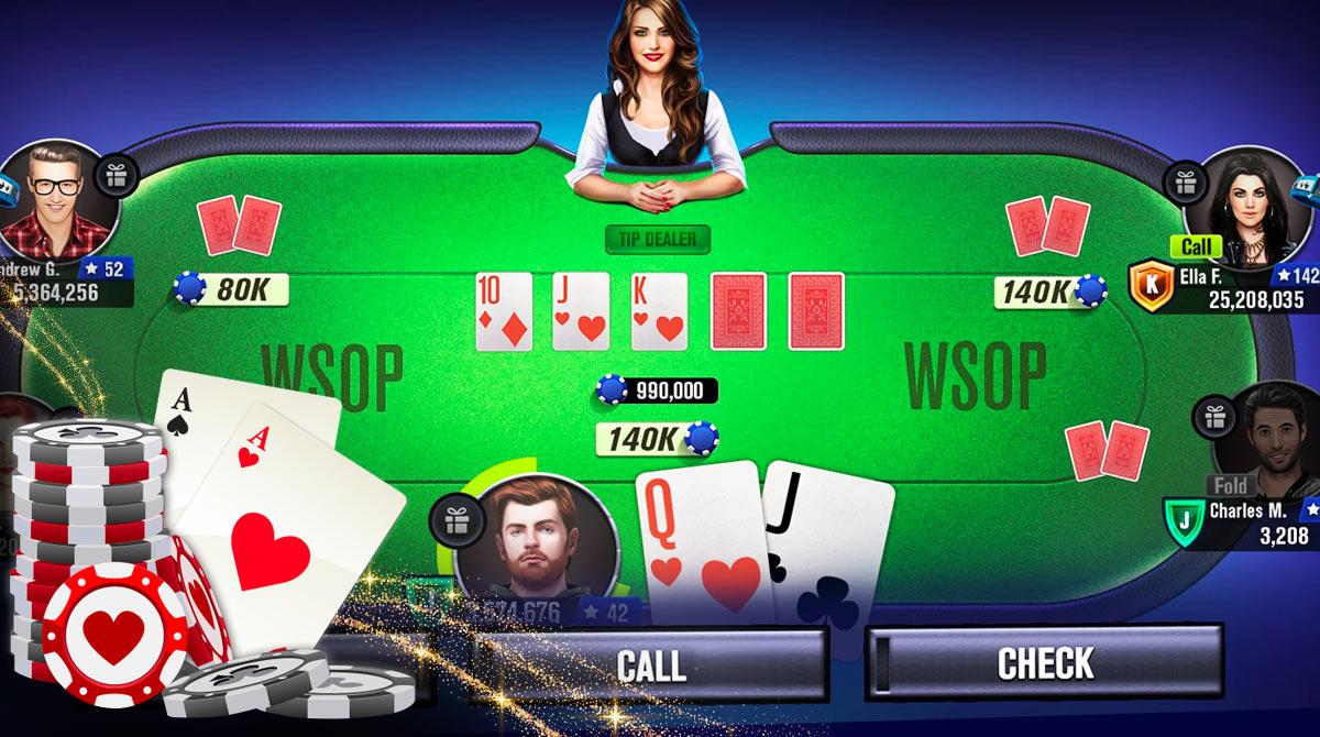 world series of poker download free