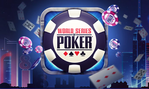 Play World Series of Poker WSOP Free Texas Holdem Poker on PC