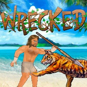Play Wrecked (Island Survival Sim) on PC