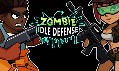 Play Zombie Idle Defense on PC