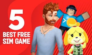 5 best free simulation games