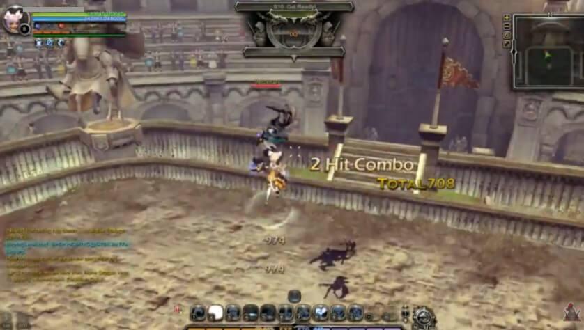 Dragon Nest M Machina gameplay